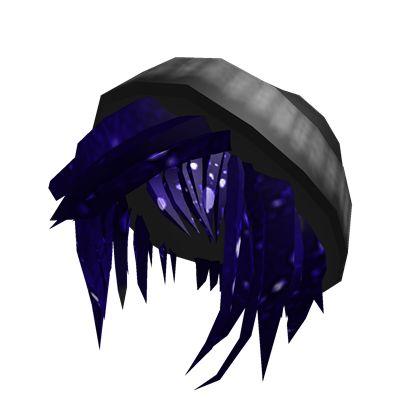 Dark Galaxy Boy Hair Roblox