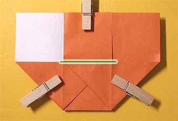 折り紙で椅子 いす の折り方 簡単な家の家具の作り方 セツの折り紙処 2020 家 椅子 折り方