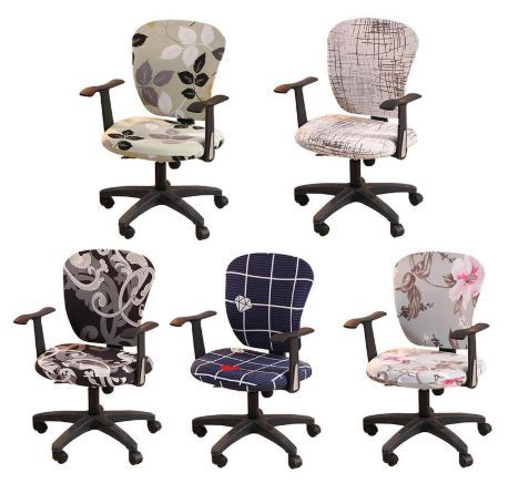 Decorative Computer Office Chair Cover Chair Covers Decor Chair