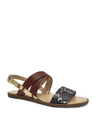 Shoes | Sandals  | Isla Cross Band Sandals | Hudson's Bay