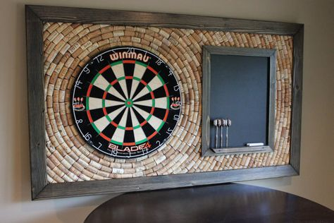 Man Cave Ideas | Dart board, Men cave and Darts