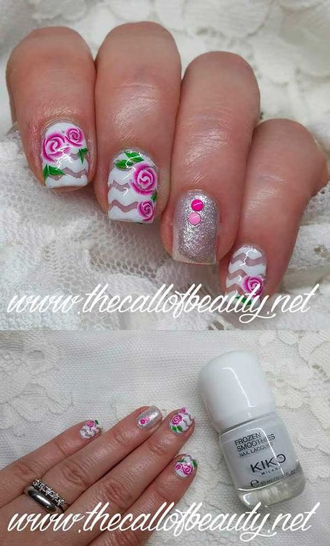 45 Most Best Chevron Nail Art Ideas For Girls Nails