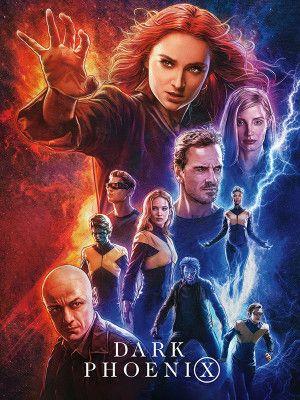 X Men Dark Phoenix Vafa Dark Phoenix All Animated Movies