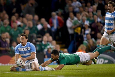 Los Pumas   El inolvidable triunfo argentino en 25 imágenes   Rugby   El Gráfico Diario