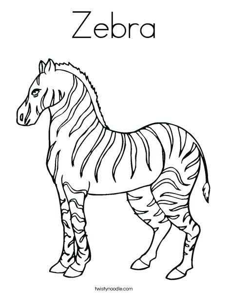 Related Image Zebra Coloring Pages Animal Coloring Pages Animal Templates