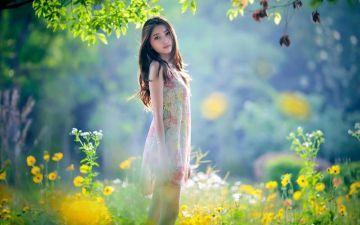Girl Nature Android Iphone Desktop Hd Wallpaper Cute Girl Hd Wallpaper Cute Girl Wallpaper Beautiful Girl Wallpaper