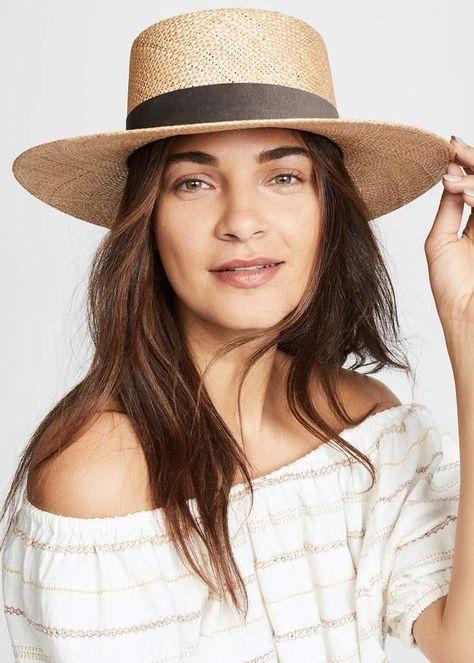 adb76bef67ec3 Janessa Leone Jade Hat In Natural