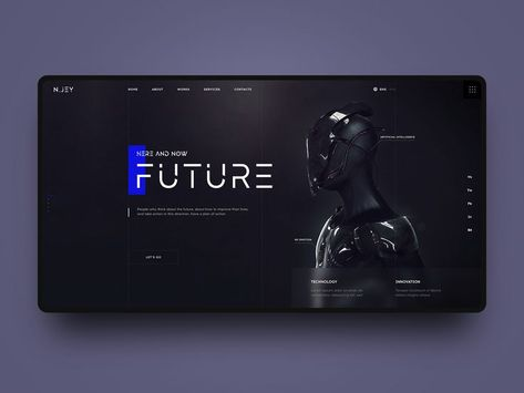 Future. Technology and Innovation by Nicolas Jey