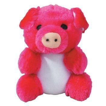 Zanies Kutie Pies 4 75 Inch Dog Toy Poink Pig Dog Toys