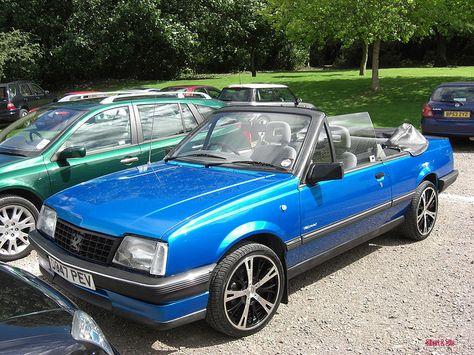 1986 Vauxhall Cavalier 1 8 Vauxhall British Motors Classic Cars