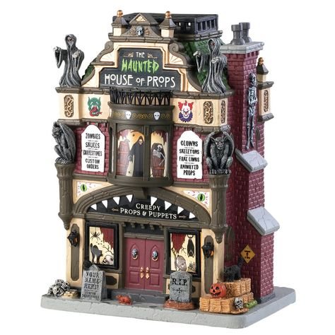 Lemax Spooky Town Dead Are Rising with Adaptor # 04156