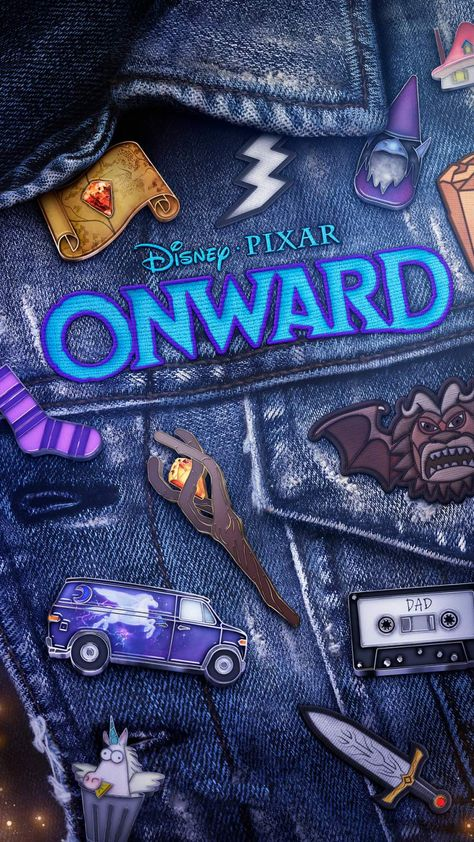 Disney Onward IPhone Wallpaper - IPhone Wallpapers