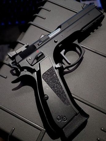 Pin by Oliver C on CZ | Hand guns, Guns, Weapons