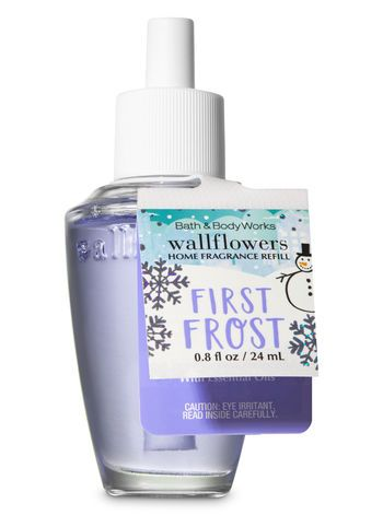 First Frost Wallflowers Fragrance Refill Bath And Body Works Fragrance Bath And Body Works Room Scents
