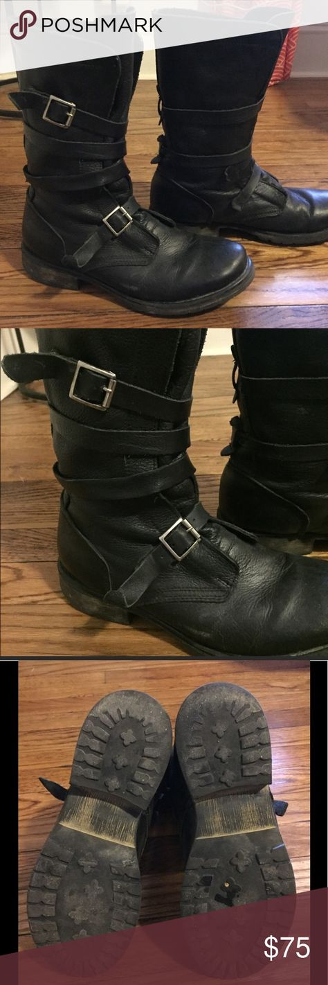 4ea25bc1265 Banddit Boots by Steve Madden These are Steve Madden Banddit Boots in size  9