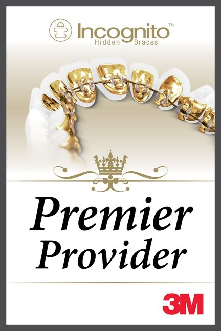 Dr Menker Is One Of The Few Premier Providers In Nj For Incognito Braces Dental Braces Hidden Braces Braces