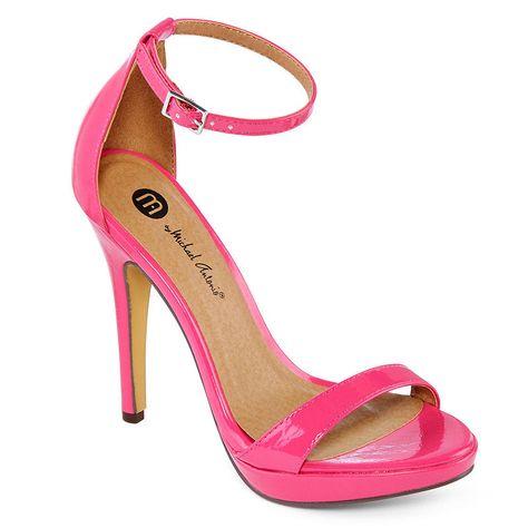 61ee8269a3563 Michael Antonio Lovina Ankle Strap Platform Sandals JCPenney