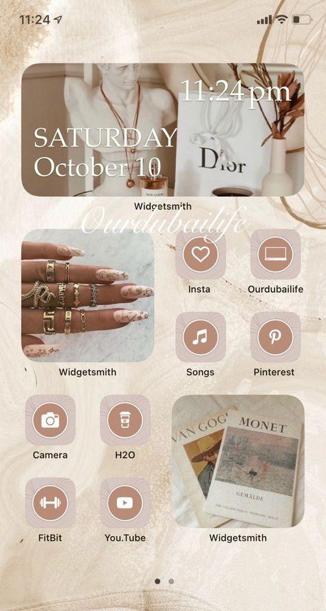 iOS 14 iPhone Aesthetic Inspo & Tutorial