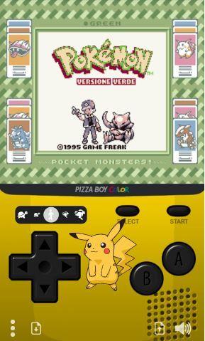 Emulador De Pago Pizza Boy Game Boy Android Apk Con Imagenes
