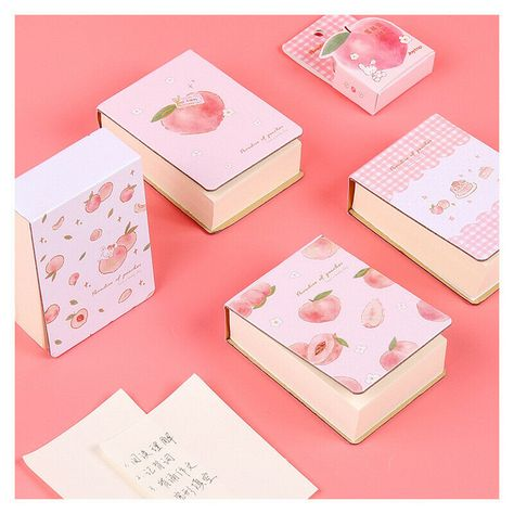 """/""""Grass Leaves Pocket/"""" 1pc Small Diary Memo Pad Removable Papers Study Journal"""