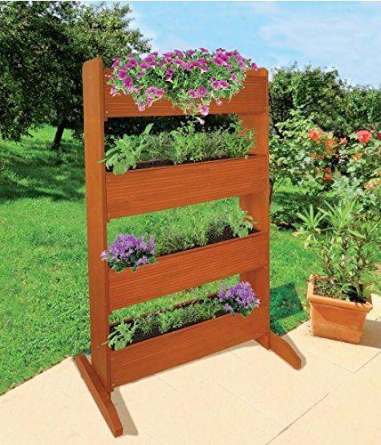 Perfekte Gartengestaltung So Wird Ihr Garten Zum Kleinen Paradies Hochbeet Holz Vertikalbeet Hochbeet