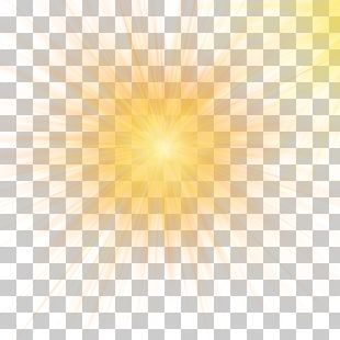 Sunlight Sky Yellow Pattern Yellow Light Effect Of Car Light Yellow Sun Painting Png Clipart Sun Painting Yellow Pattern Yellow Sun