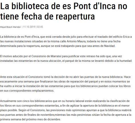 110 Ideas De Biblioteques A La Premsa Bibliotecas En La Prensa En 2021 Prensa Biblioteca Bibliotecas Municipales