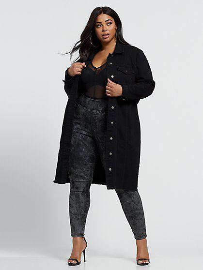 Plus Size Jackets & Outerwear for Women