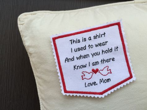 Memory pillow patch Pillow patch