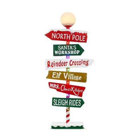Christmas Yard, Christmas Signs, Xmas, Holiday Signs, Holiday Themes, Primitive Christmas, Christmas Items, Holiday Ideas, North Pole Santa's Workshop