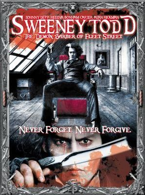 Sweeney Todd The Demon Barber Of Fleet Street Poster Id 662466 Fleet Street Sweeney Todd Fleet