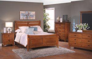 Light Cherry Wood Bedroom Set Oak Bedroom Furniture Cherry
