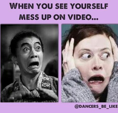 I was watching my ballet dance from last year and saw a huge mess up. Dancer Problems, Hip Problems, Ballet Quotes, Dance Quotes, Tap Dance, Just Dance, Hip Hop, Dance Moms, Yoga Routine