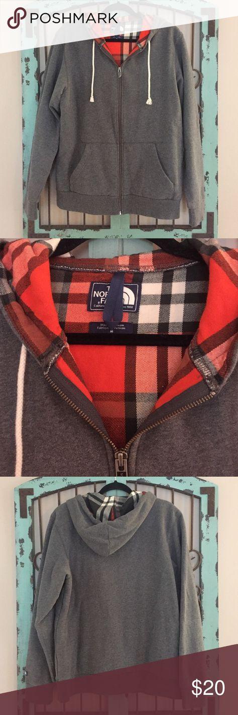 Men's North Face Zip Up Hoodie Men's North Face Zip Up Hoodie The North Face Jackets & Coats