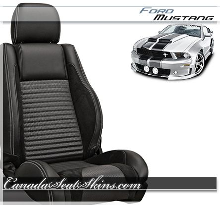 2005 2007 Ford Mustang Sport R Interior Conversion 2007 Ford Mustang Mustang Seats Ford Mustang Coupe