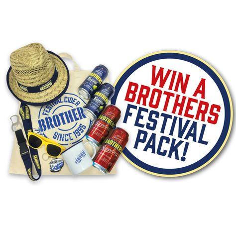 Free Brothers Festival Packs Freebies Uk Free Samples Uk Events Uk