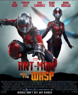 Nonton Film Ant Man 2 : nonton, Bioskop