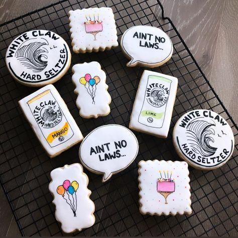 Bff Birthday Gift, Best Friend Birthday, Birthday Cookies, 30th Birthday, Birthday Celebration, Birthday Parties, 21st Birthday Checklist, 21st Bday Ideas, Birthday Ideas