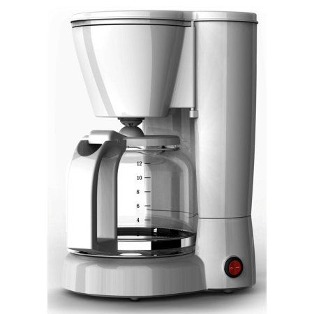 Aroma Brewâ White 12 Cup Coffee Maker Box Products