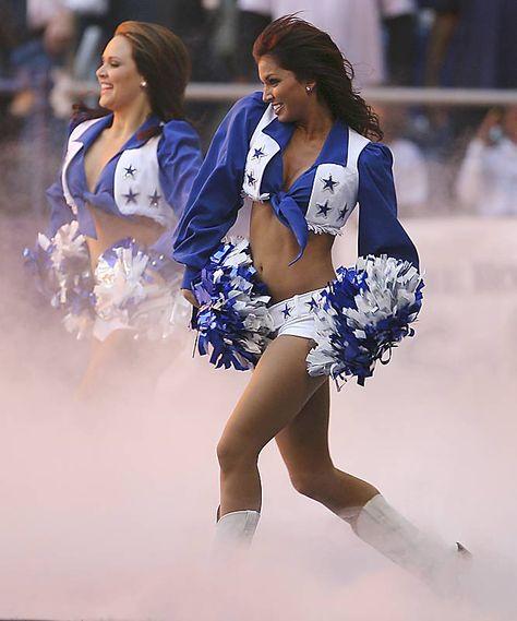 Melissa Rycroft Cheerleader