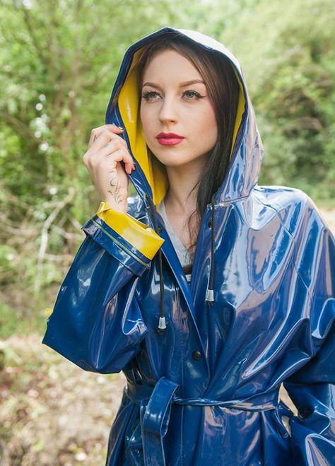 Pin by Rolf on PVC Rainwears Raincoats   Rain wear