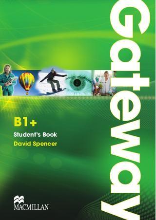 Gateway B1 Workbook Unit 1 Student Workbook Gateway