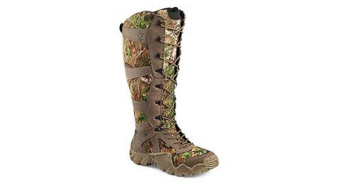 Irish Setter VaprTrek 2875 Snake Boot, 17 Inch, Waterproof