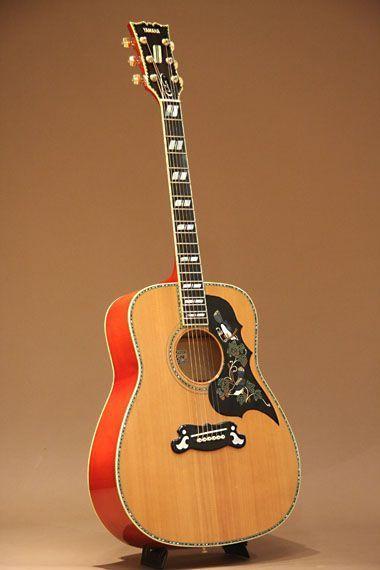 Yamaha L 54 Custom 1975 Yamahaaccousticguitar Yamahaacousticguitar Guitar Yamaha Acoustic Guitar Yamaha Acoustic