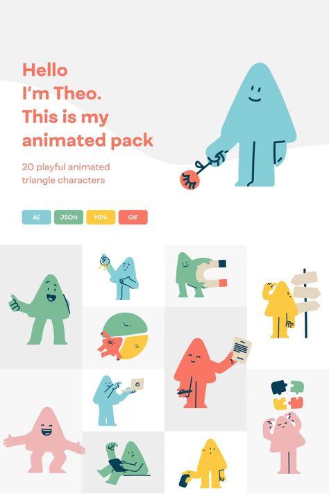 Theo Animated