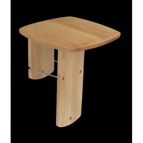 Klappsits Holz Viereckiger Wandhocker Klappbare Wandsitz