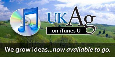 UK Ag iTunes U Logo