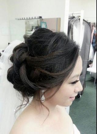 Wedding Hairstyles Asian Veil Bridal Makeup 56 Super Ideas Asian Bridal Hair Hair Styles Best Wedding Hairstyles