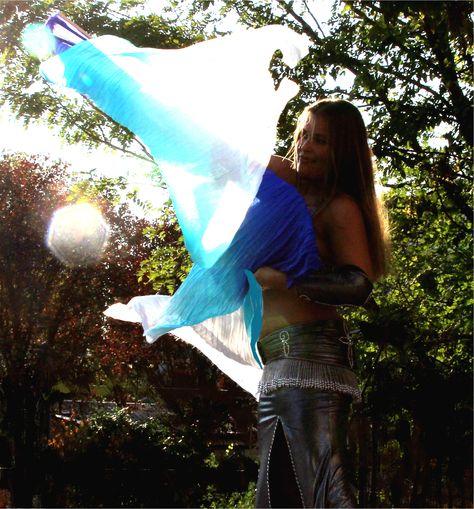 """OGNI MARTEDI' ALLE 20.30 """"Soffi di vento"""" dell' #estate:  #danzadelventre con i #fanveil  con Chiara! http://www.spazioaries.it/Upload/Modules/News_Article.php?ID=69"""