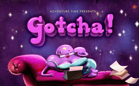 Gotcha   Adventure Time   Pinterest   Hora de Aventura